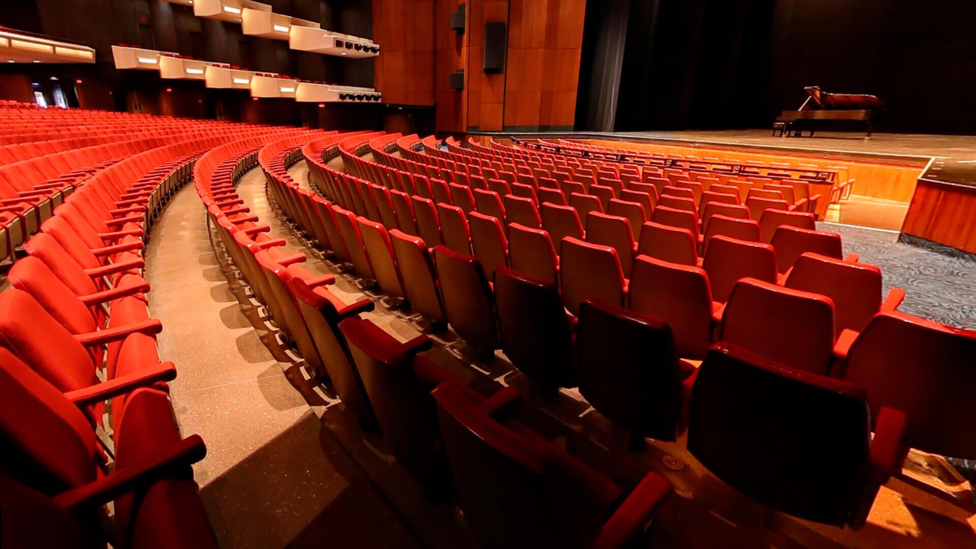 Place Des Arts Salle Wilfrid-Pelletier