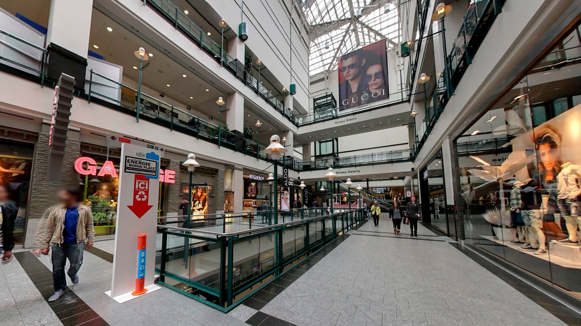 Eaton Center shopping mall