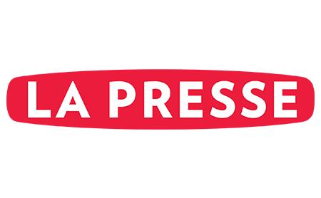 Lapresse logo