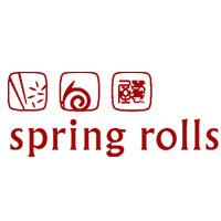 Spring rolls logo